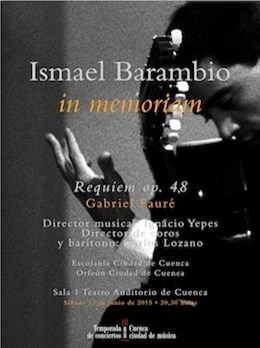 Ismael Barmanbio In Memoriam - Concierto In Memoriam